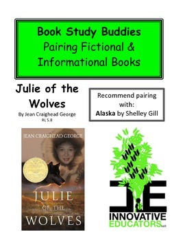 Julie of the Wolves - Pairing Fiction and Informational Books