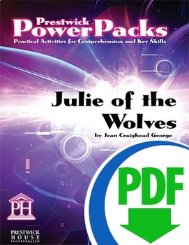 Julie of the Wolves PowerPack