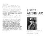 Juliette Gordon Low