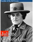 Juliette Gordon Low Differentiated Unit