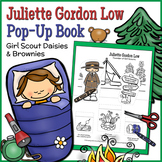 Juliette Gordon Low Pop-Up Book - Girl Scout Daisies & Brownies