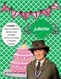 Juliette Gordon Low Pumpkin Biography Craft {FREE!} Girl Scout Founder's Day