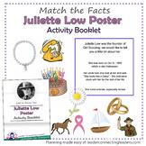 Juliette Gordon Low Poster Activity