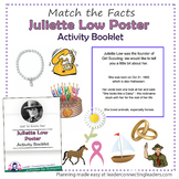 Juliette Low Poster Activity