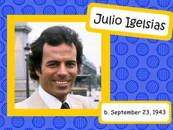 Julio Iglesias: Musician in the Spotlight