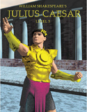 Julius Caesar 10 Chapters, Student Activities, Answer Keys