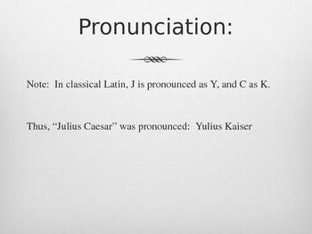 Julius Caesar (100 B.C. - 44 B.C.):  Transition Figure from Republic to Empire