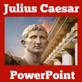 Julius Caesar   PowerPoint Activity   Ancient Rome   3rd 4