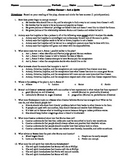 Julius Caesar Act 4 Multiple Choice and Short Answer Quiz