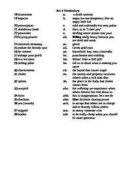Julius Caesar Act 4 Quiz Objective