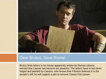 Julius Caesar Act II