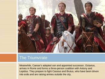 Julius Caesar Act IV
