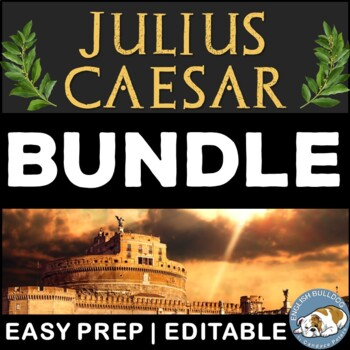 Julius Caesar Activity Mini Bundle