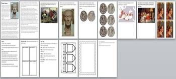 Julius Caesar Activity Pack