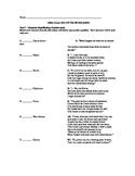 Julius Caesar Acts I-III Test