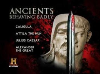 Julius Caesar Ancients Behaing Badly: Disc 1 Episode 3 WITH ANSWER KEY! : )