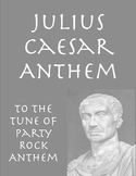 """Julius Caesar Anthem"" - Roman History Song"