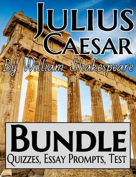 Julius Caesar BUNDLE