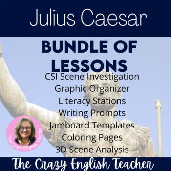 Julius Caesar Bundle Unit 20%Savings