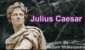 Julius Caesar Character Introduction