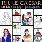 Julius Caesar Coloring Pages
