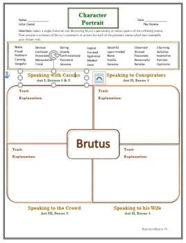 Julius Caesar Complete Unit