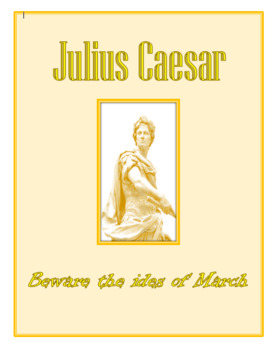 Julius Caesar Daily Lesson Activities