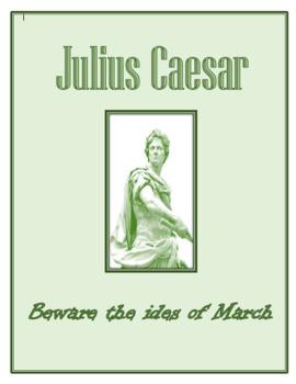 Julius Caesar Daily Quizzes
