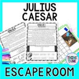Julius Caesar ESCAPE ROOM: Ancient Rome - Shakespeare