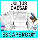 Julius Caesar ESCAPE ROOM: Ancient Rome - Shakespeare