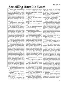 Julius Caesar eBook 10 Chapter Reader