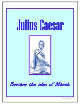 Julius Caesar End of Each Act Quizzes