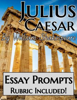 The Importance Of English Essay Julius Caesar Essay Prompts Research Proposal Essay Example also Argumentative Essay Thesis Example Julius Caesar Essay Prompts By As The Page Turns  Tpt How Do I Write A Thesis Statement For An Essay