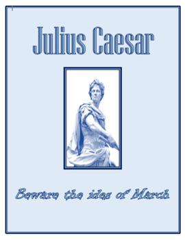 Julius Caesar Fill-in-the-Blanks Activities