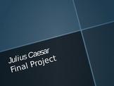 Julius Caesar: Historical Context Research Presentation