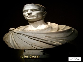 Julius Caesar Introduction Presentation