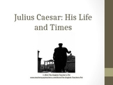 Julius Caesar Introduction and History PowerPoint