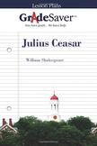 Julius Caesar Lesson Plan