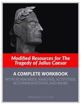 Julius Caesar Modified - A Complete Workbook
