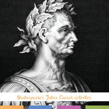 Julius Caesar Multiple Choice Quizzes