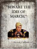 Julius Caesar Posters