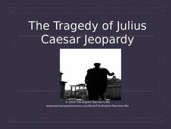 Julius Caesar PowerPoint Game