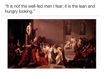 Julius Caesar Prior Knowledge Powerpoint with Activities