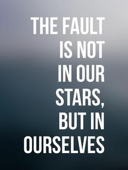 Julius Caesar Quote Posters