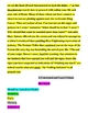 Julius Caesar RAFTS Writing Performance Task (Warning Letter)