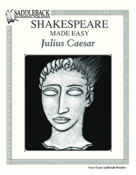 Julius Caesar Reading Guide (Shakespeare Made Easy)