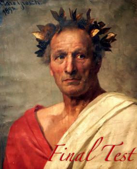Julius Caesar | Shakespeare | Final Test
