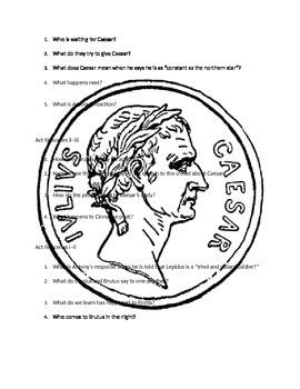 Julius Caesar Study Guide