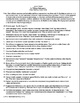 Julius Caesar Study Guide, 625 Questions, 57 Pages with Answer Key