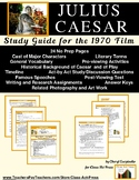 Julius Caesar: The Study Guide for the Film